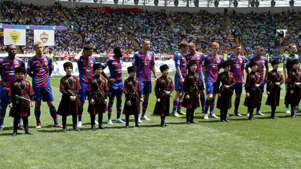 Стадиону «Ахмат Арена» исполнилось 10 лет
