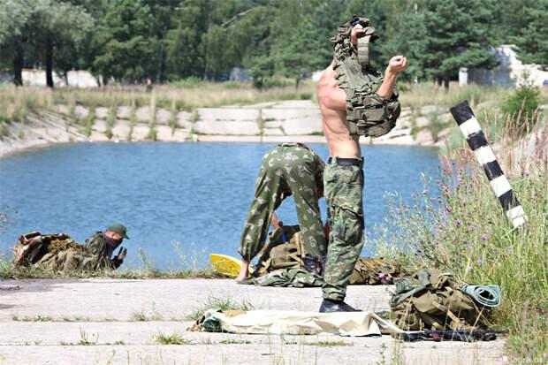 Спецназ ВДВ – элитное подразделение воздушно-десантных войск