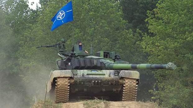 Роман с НАТО кончился не по нашей вине
