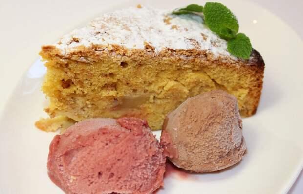 Шарлотка. Рецепт яблочного пирога