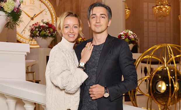 Мурад и Наталья Османн впервые стали родителями