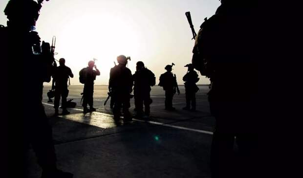 НАТО отработало на учениях возможную высадку в Крыму