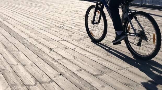 Полицейские Липецка разыскивают подозреваемого в краже велосипеда