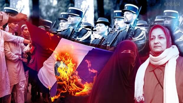 Франция оказалась на пороге военного переворота