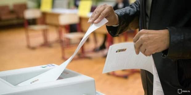 Общественный штаб: Второй день выборов в Москве прошел без серьезных нарушений. Фото: Е. Самарин mos.ru