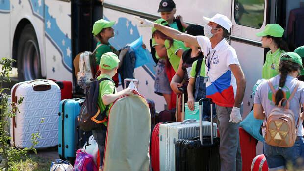Кабмин выделил 5 млрд рублей на кэшбек за путевки в детские лагеря