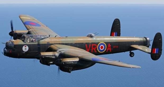 Photo of Avro Lancaster Mk. X