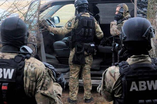 ВПольше задержали местного жителя поподозрению вшпионаже впользу России