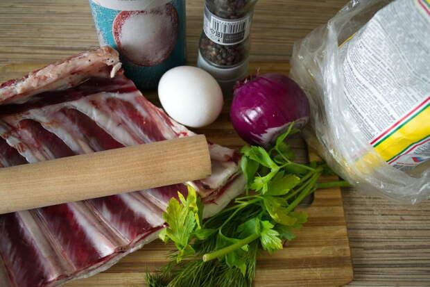 Традиционный бурятский суп с лапшой - Шулэн. И согреет, и насытит