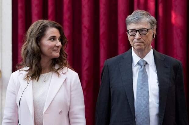 Появились новые подробности развода Билла Гейтса с женой