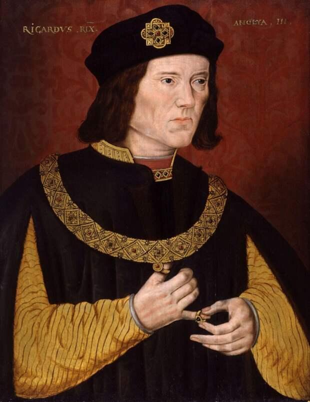 Биография короля Англии Ричарда III