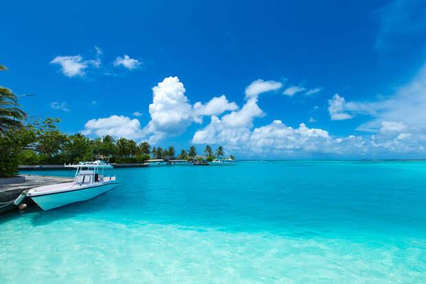 Участвуй в игре и выиграй путешествие на Мальдивы!