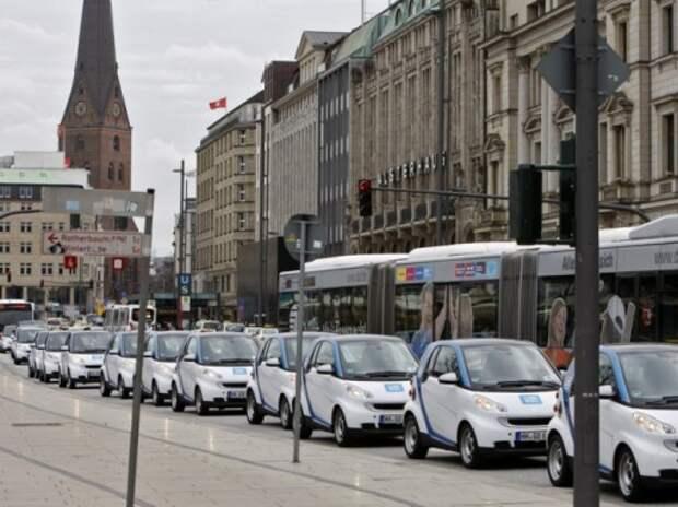 Россия побила европейский рекорд по цене аренды автомобилей
