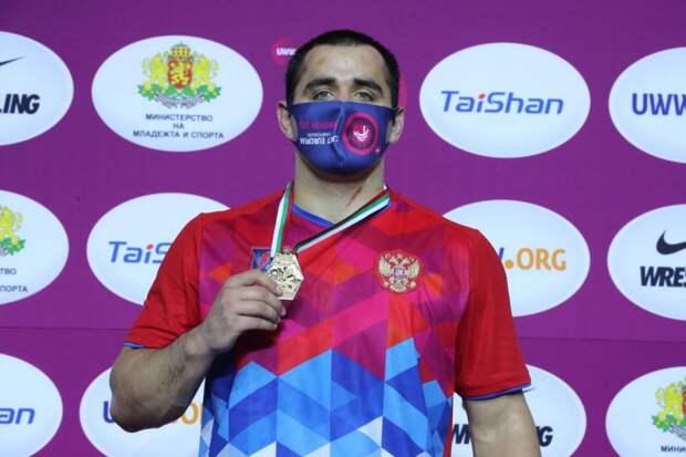 Спортсмен из Кузьминок занял первое место на Чемпионате Европы по борьбе