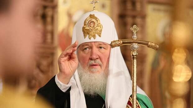 Патриарх Кирилл 9 Мая отметил усилия РПЦ и государства по сохранению памяти о подвиге народа