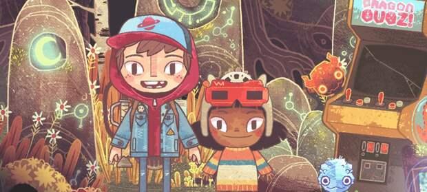 Приключения в сказочном лесу в геймплее милой инди The Wild at Heart