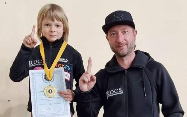 Сын Плющенко показал баллы и контент на турнире МССУОР 4: «Счастлив, что не проиграл ни одного старта в сезоне»
