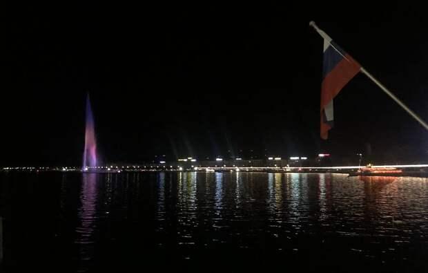 Ничего необычного, просто Женева