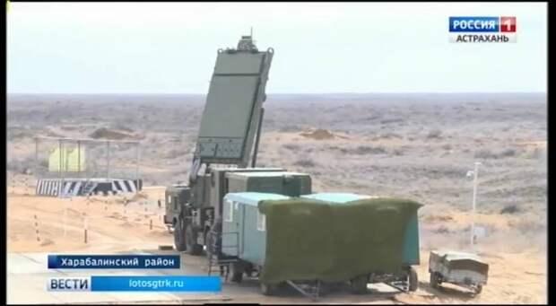 РЛС «Енисей» принята на вооружение. Новые возможности для ПВО-ПРО
