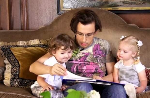 Дети Пугачевой и Галкина побывали на дне рождения у друга