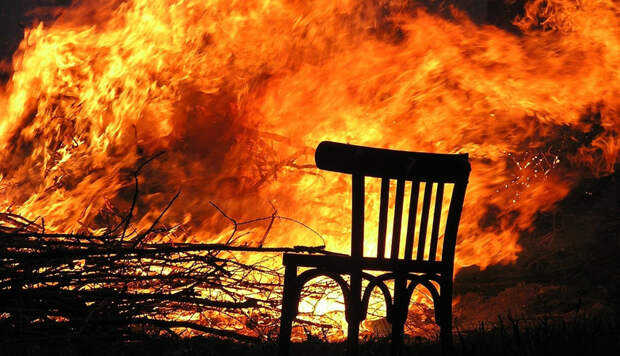 Нечаянные слова накликали пожар
