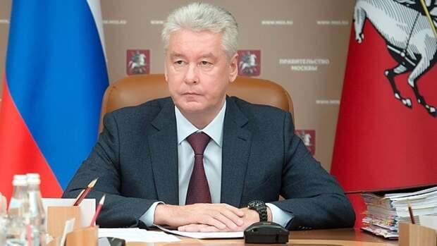 Мэр Москвы рассказал о благоустройстве парков и зеленых зон