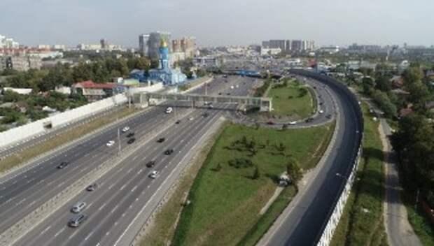 Объекты вдоль вылетных магистралей в Мытищах привели в порядок