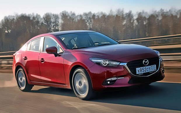 Mazda 3: видите обновления? А они есть!