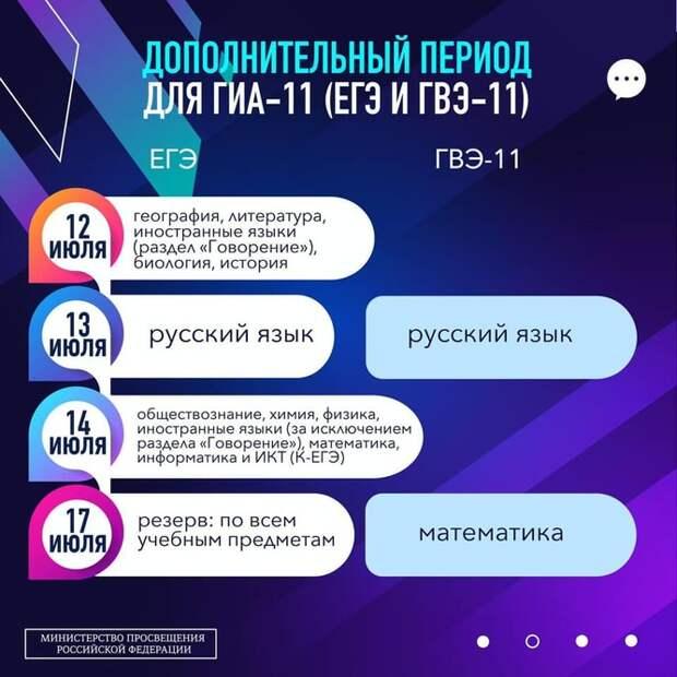 Когда крымские выпускники школ будут сдавать экзамены