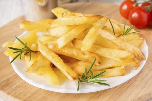 Жареная картошка. Рецепты разных стран