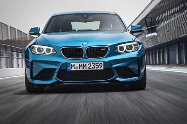 BMW M2 разденут до состояния GTS