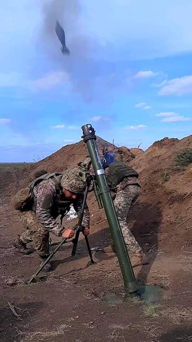 Очередное обострение на Донбассе: миномётные обстрелы и украинские заявления о ДРГ