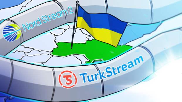 Украина потребовала компенсаций к Турецкому потоку