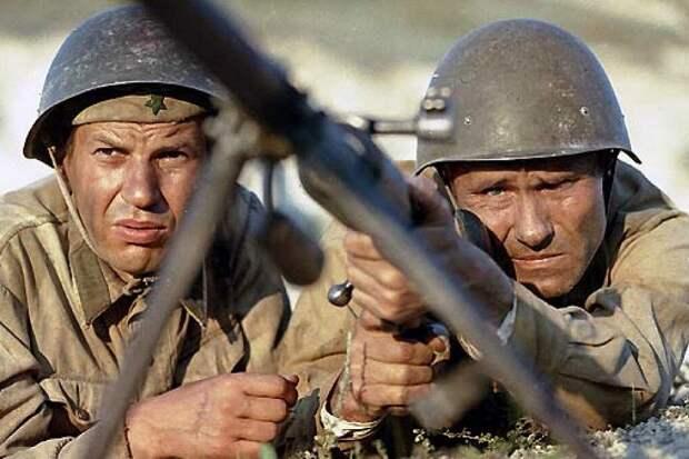 На Украине запретили показ фильма «Они сражались за Родину»