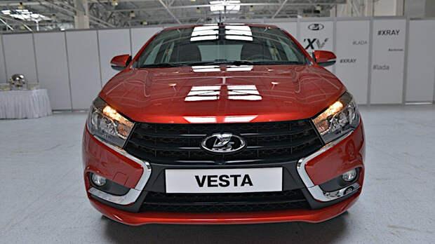Недостаток Lada Vesta устранил АвтоВАЗ