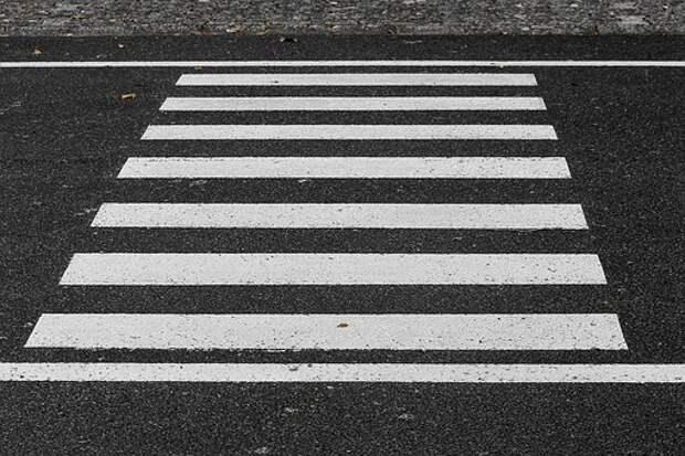 На Заповедной появился новый пешеходный переход