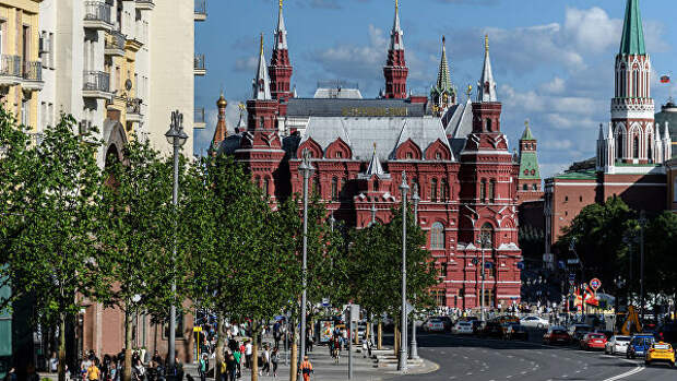 Государственный Исторический музей в Москве открылся для посетителей