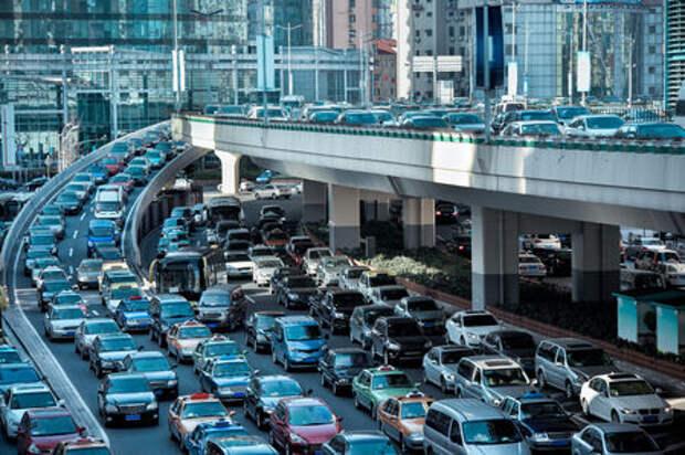 Автопрогноз: через 30 лет машин будет в два раза больше