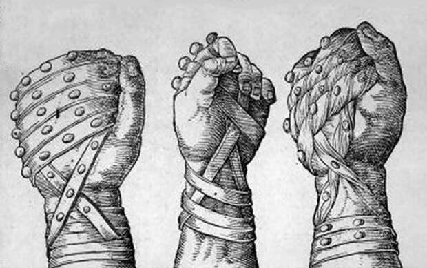 Кастет: история появления холодного оружия от гладиаторов до наших дней