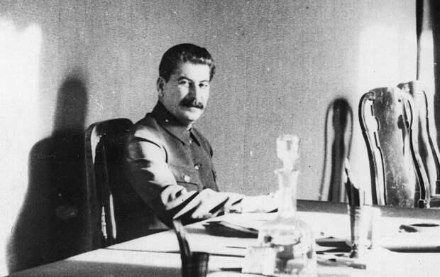 Товарищ Сталин