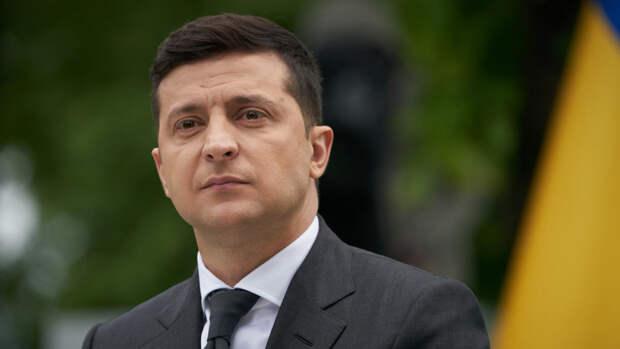 Зеленский назвал темы разговора с госсекретарем США