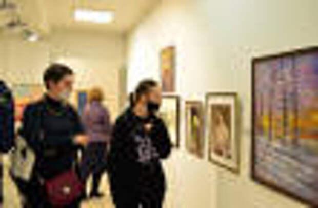 Художественный музей приглашает увидеть работы молодых художников Заполярья