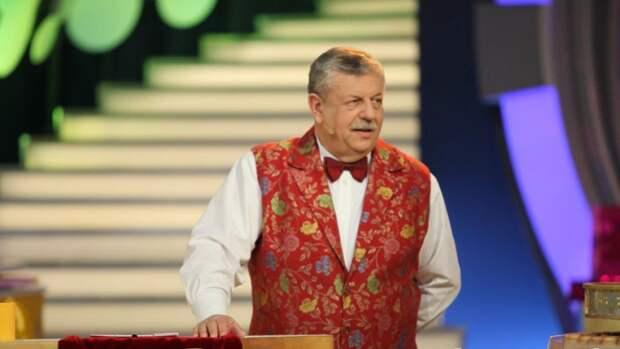 Названа причина смерти 71-летнего ведущего «Русского лото»