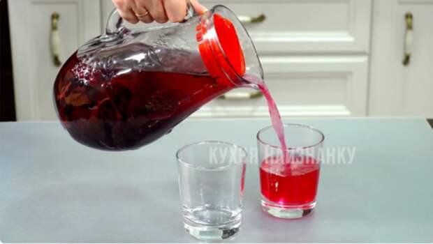 В последнее время компоты не варю: готовлю новый, яркий и вкусный напиток