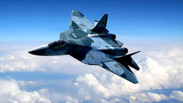Революция в небе: совместная боевая платформа РФ и ЕС на базе Су-57 затмит «бесполезный» F-35
