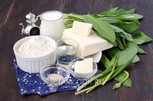 Ингредиенты для лепёшки Давонджин