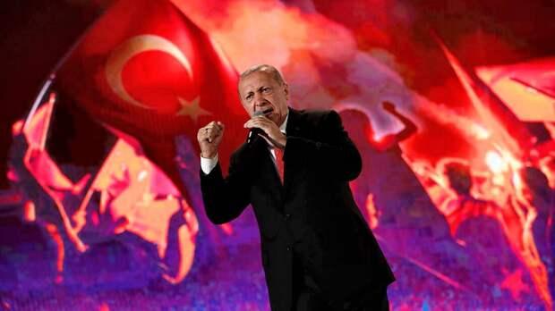 Эта новая Османская империя-  нищеброд на грани финансового коллапса прямо сейчас.