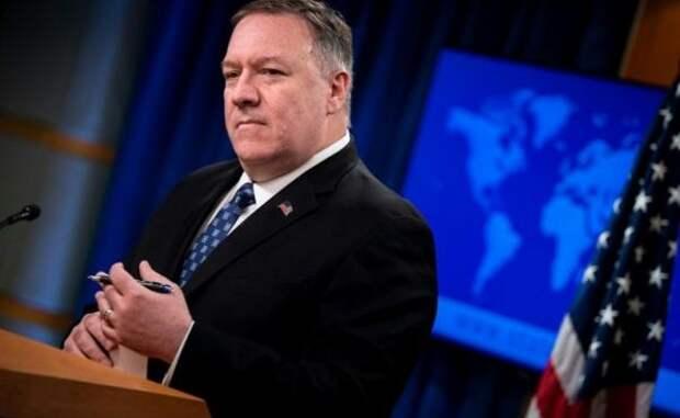 Баку одёрнул Помпео из-за Карабаха: «Несоответствуют статусу США»