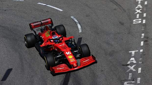 Леклер выиграл квалификацию Гран-при Азербайджана, Мазепин — 18-й