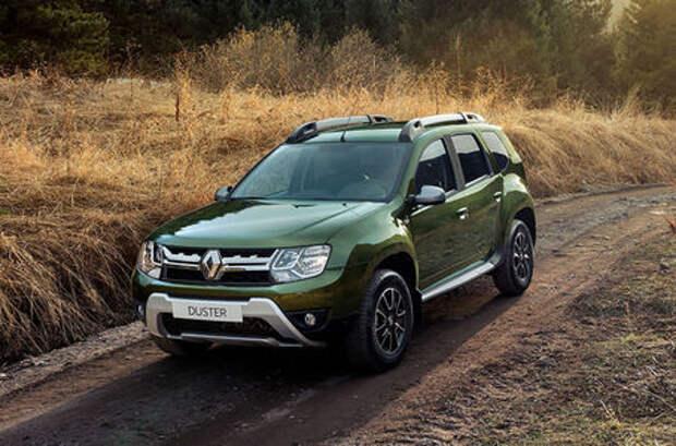 Проверьте тормоза: Renault отзывает Duster и Dokker